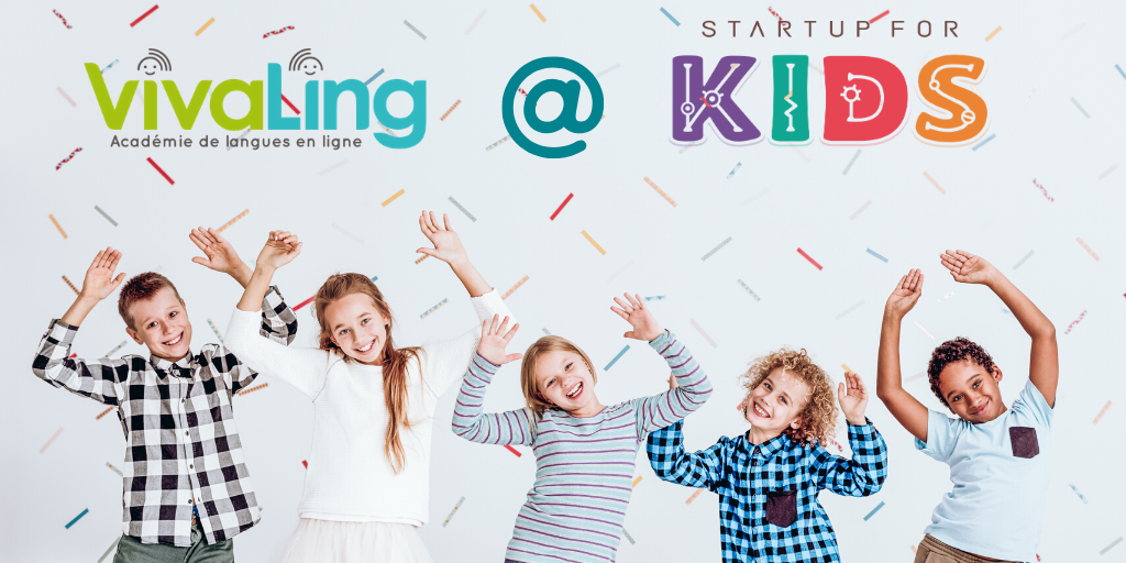 VivaLing @ Start up for Kids