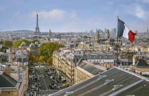 Paris panoramique