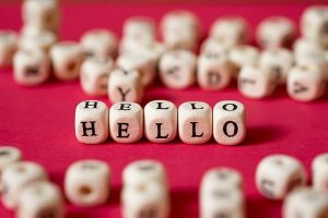 Hello and Goodbye - Greetings in English