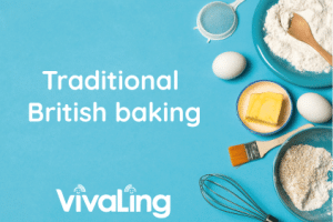 Traditional British baking